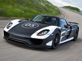 Ver foto 5 de Porsche 918 Spyder Prototype 2012