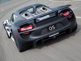 Ver foto 4 de Porsche 918 Spyder Prototype 2012