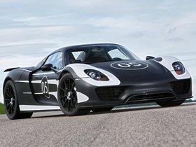 Ver foto 2 de Porsche 918 Spyder Prototype 2012