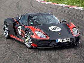 Ver foto 1 de Porsche  918 Spyder Prototype 2013