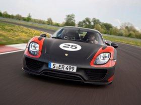 Ver foto 7 de Porsche  918 Spyder Prototype 2013