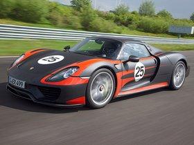 Ver foto 6 de Porsche  918 Spyder Prototype 2013