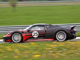 Ver foto 5 de Porsche  918 Spyder Prototype 2013