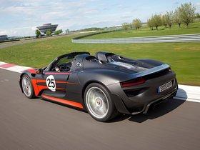 Ver foto 4 de Porsche  918 Spyder Prototype 2013