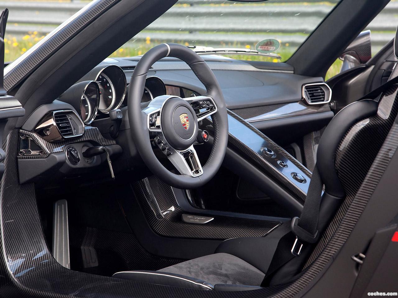Foto 10 de Porsche  918 Spyder Prototype 2013