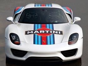 Ver foto 3 de Porsche 918 Spyder Prototype Martini Racing Design 2012