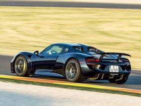 Ver foto 2 de Porsche 918 Spyder USA 2014