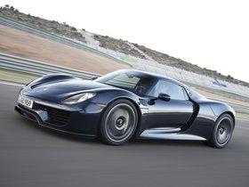 Ver foto 1 de Porsche 918 Spyder USA 2014