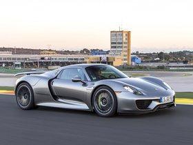 Ver foto 28 de Porsche 918 Spyder USA 2014