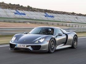 Ver foto 26 de Porsche 918 Spyder USA 2014
