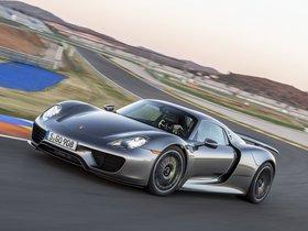 Ver foto 25 de Porsche 918 Spyder USA 2014