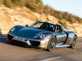 Ver foto 20 de Porsche 918 Spyder USA 2014