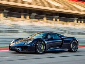 Ver foto 14 de Porsche 918 Spyder USA 2014
