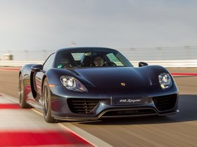Ver foto 13 de Porsche 918 Spyder USA 2014