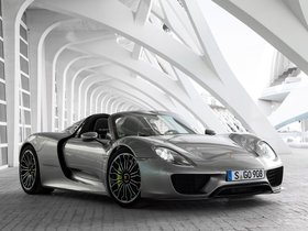 Ver foto 5 de Porsche 918 Spyder USA 2014