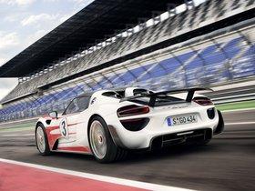 Ver foto 2 de Porsche 918 Spyder Weissach Package 2014