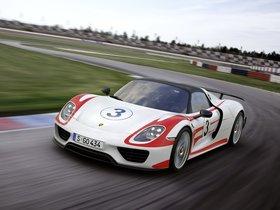 Ver foto 1 de Porsche 918 Spyder Weissach Package 2014