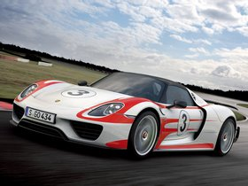 Ver foto 17 de Porsche 918 Spyder Weissach Package 2014
