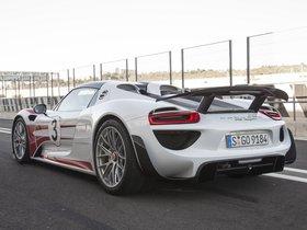 Ver foto 8 de Porsche 918 Spyder Weissach Package 2014