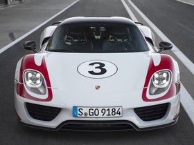 Ver foto 7 de Porsche 918 Spyder Weissach Package 2014