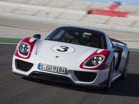 Ver foto 6 de Porsche 918 Spyder Weissach Package 2014