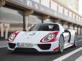 Ver foto 5 de Porsche 918 Spyder Weissach Package 2014