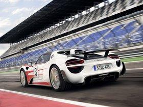 Ver foto 15 de Porsche 918 Spyder Weissach Package 2014