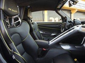 Ver foto 13 de Porsche 918 Spyder Weissach Package 2014