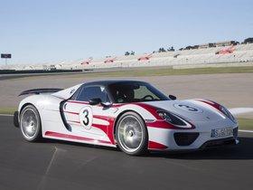 Ver foto 12 de Porsche 918 Spyder Weissach Package 2014