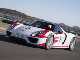 Ver foto 11 de Porsche 918 Spyder Weissach Package 2014