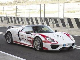 Ver foto 10 de Porsche 918 Spyder Weissach Package 2014