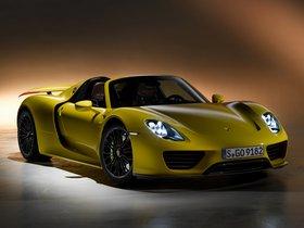 Ver foto 16 de Porsche 918 Spyder 2014