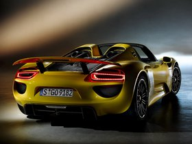Ver foto 15 de Porsche 918 Spyder 2014