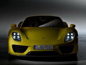 Ver foto 14 de Porsche 918 Spyder 2014