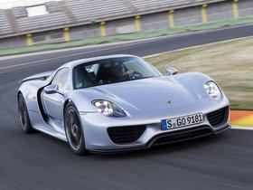 Ver foto 10 de Porsche 918 Spyder 2014