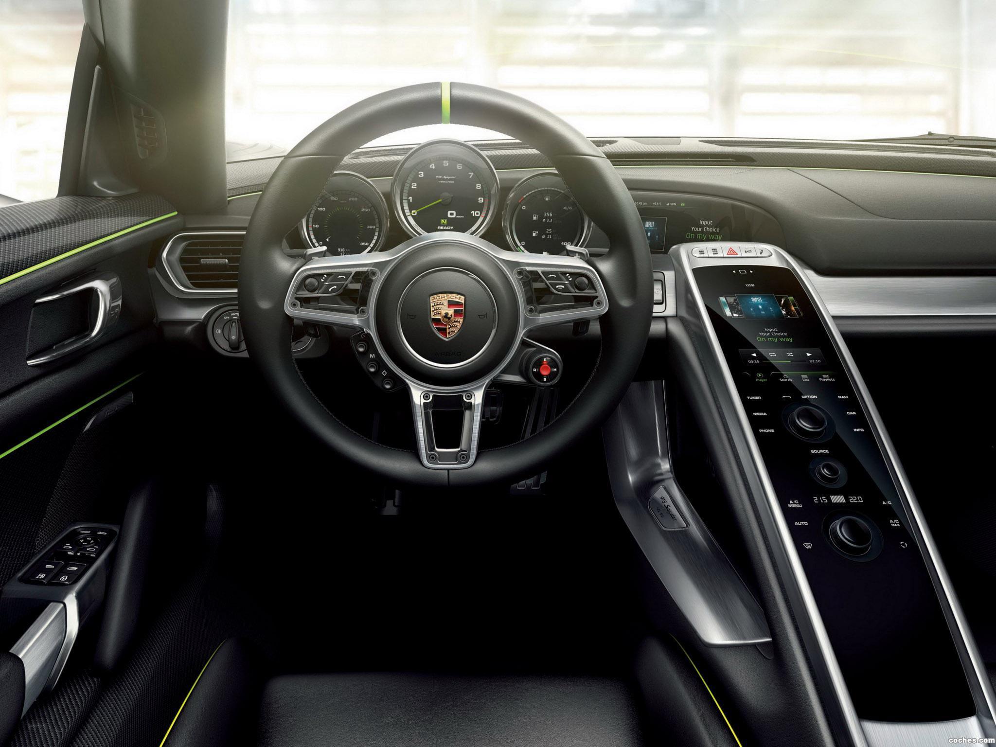 Foto 28 de Porsche 918 Spyder 2014