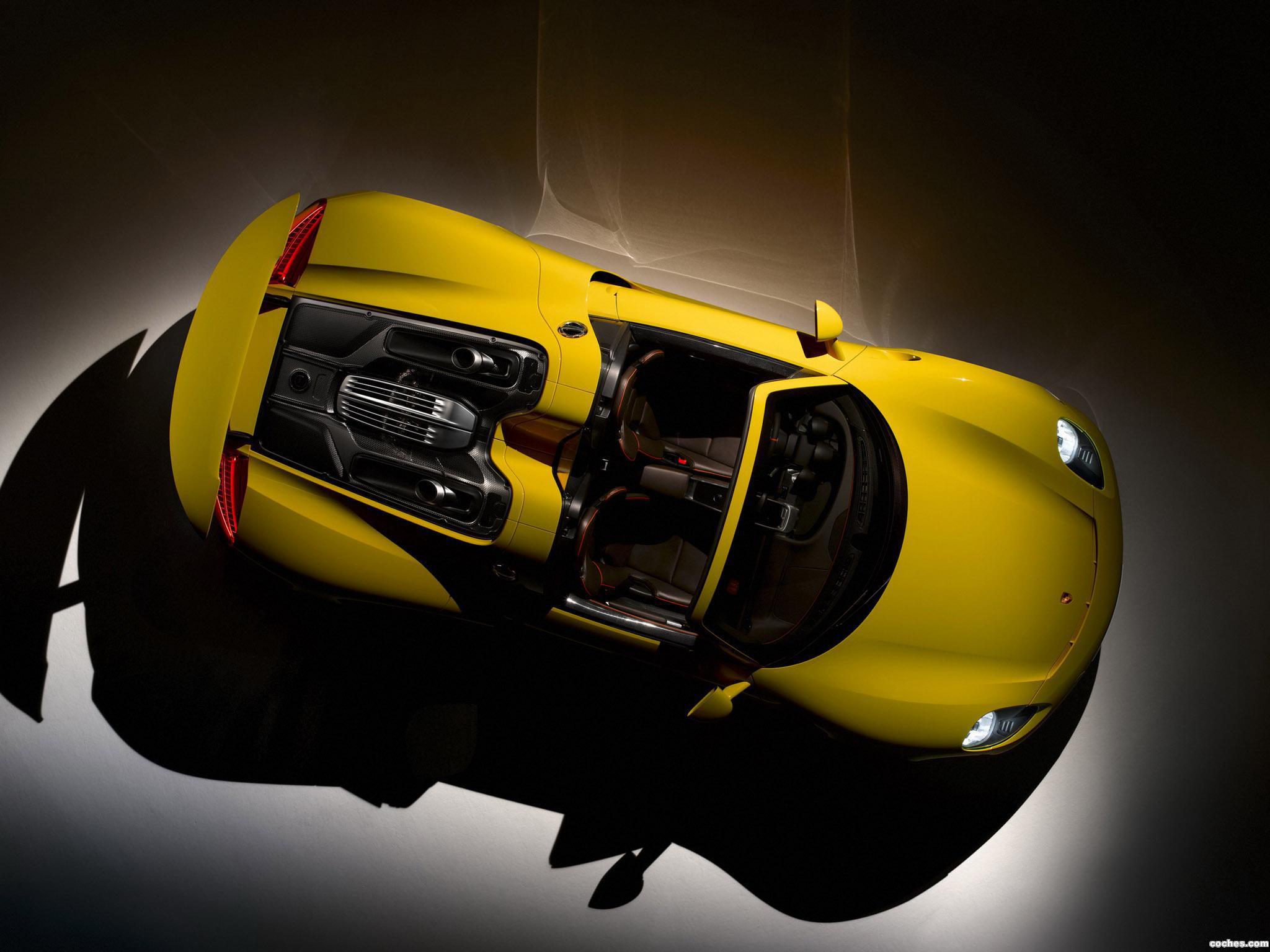 Foto 19 de Porsche 918 Spyder 2014