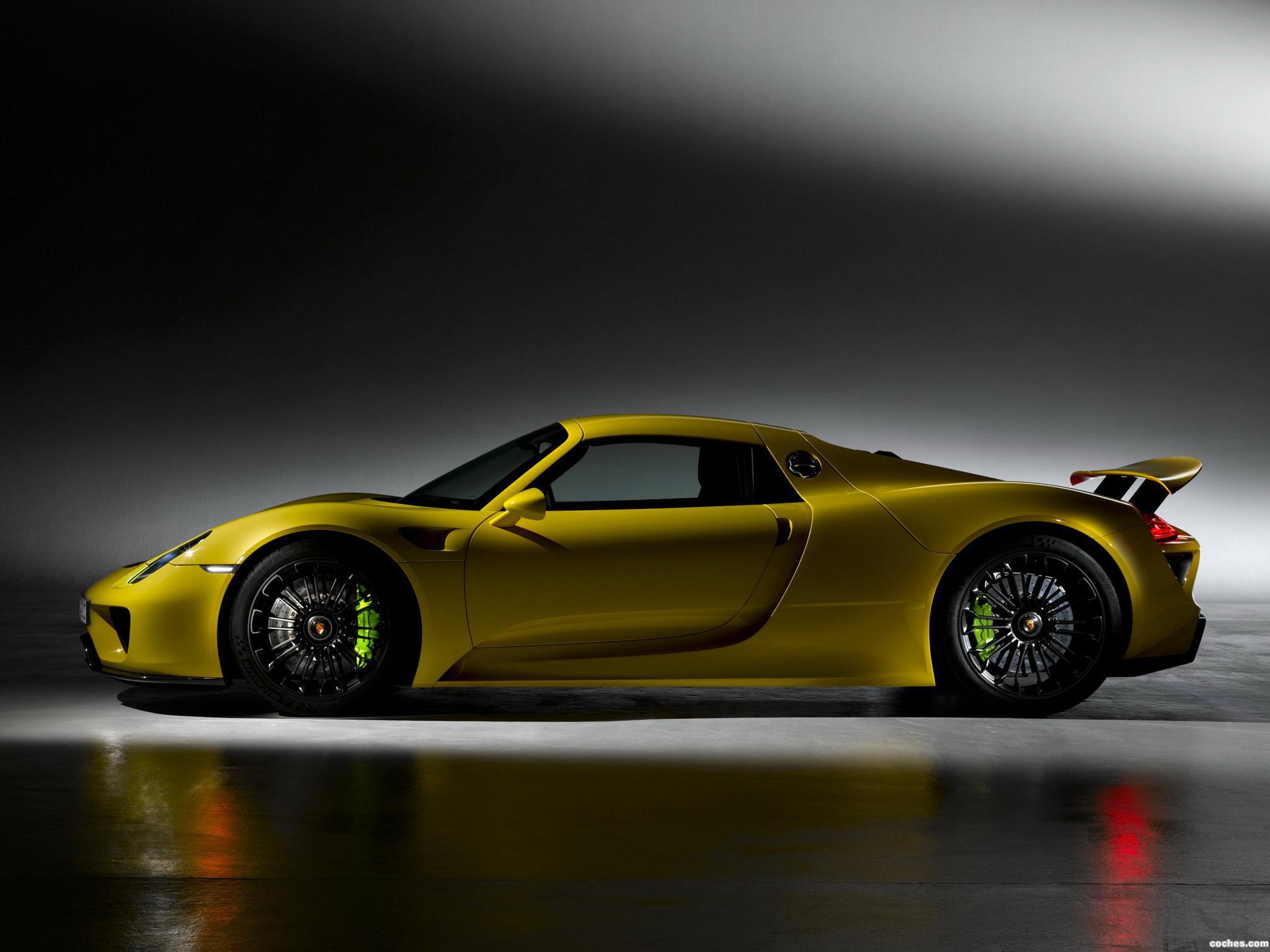 Foto 18 de Porsche 918 Spyder 2014