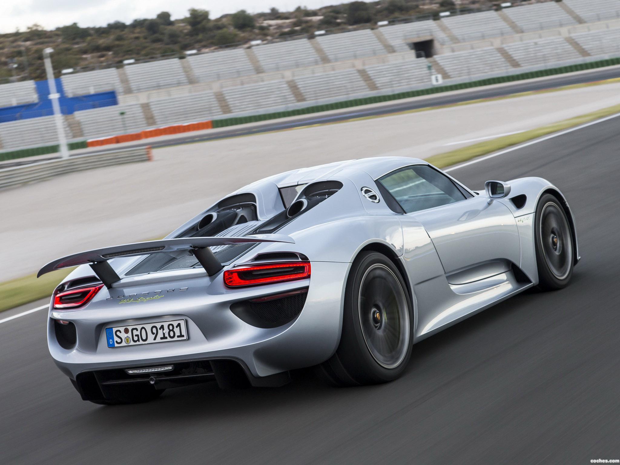Foto 12 de Porsche 918 Spyder 2014
