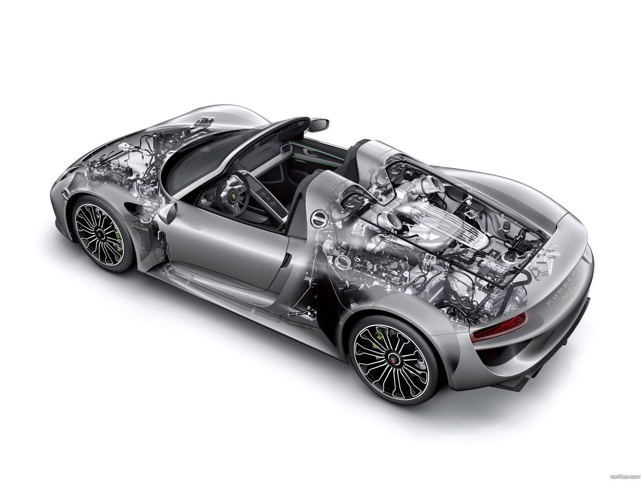 Foto 22 de Porsche 918 Spyder 2014