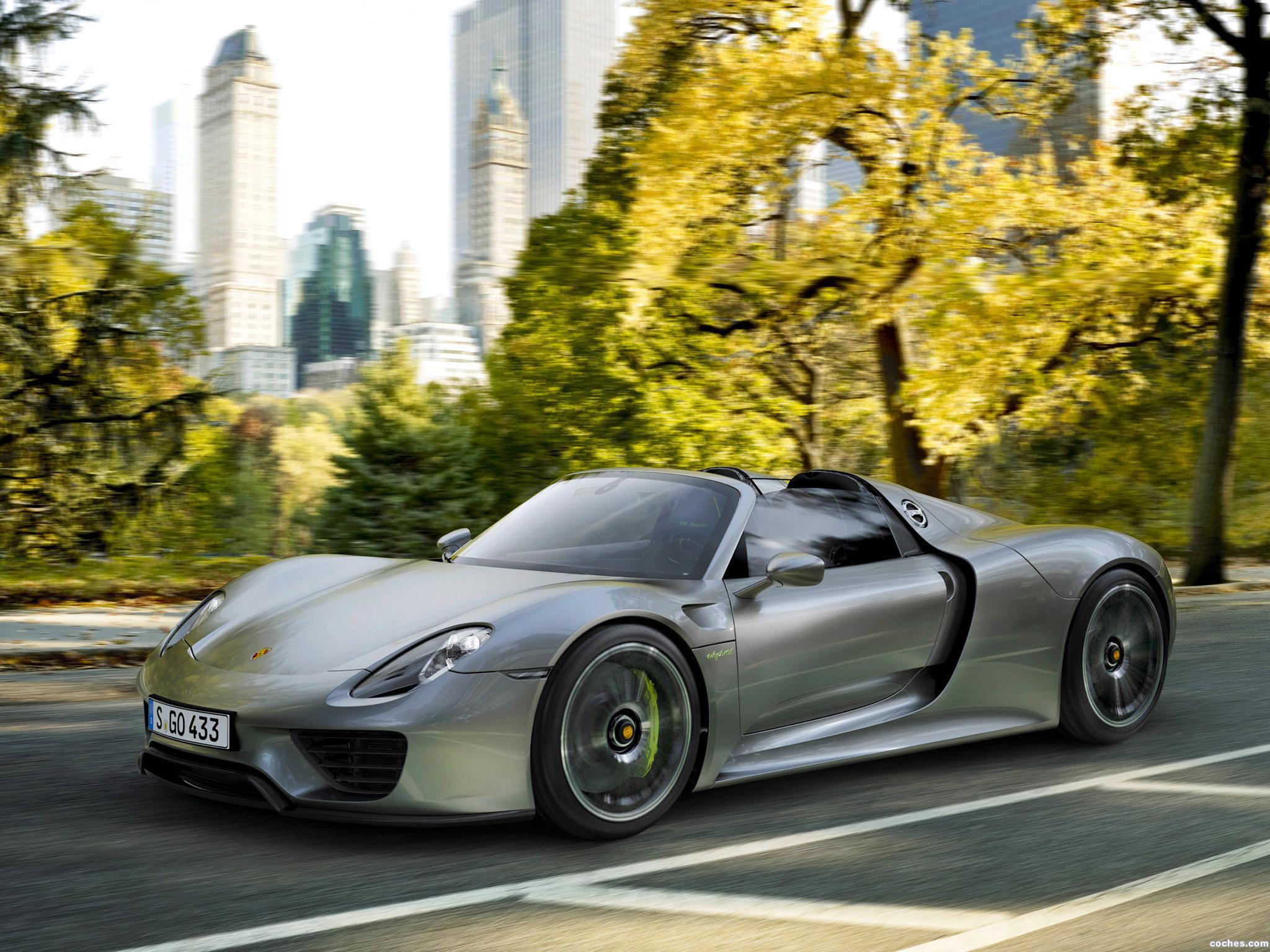 Foto 20 de Porsche 918 Spyder 2014