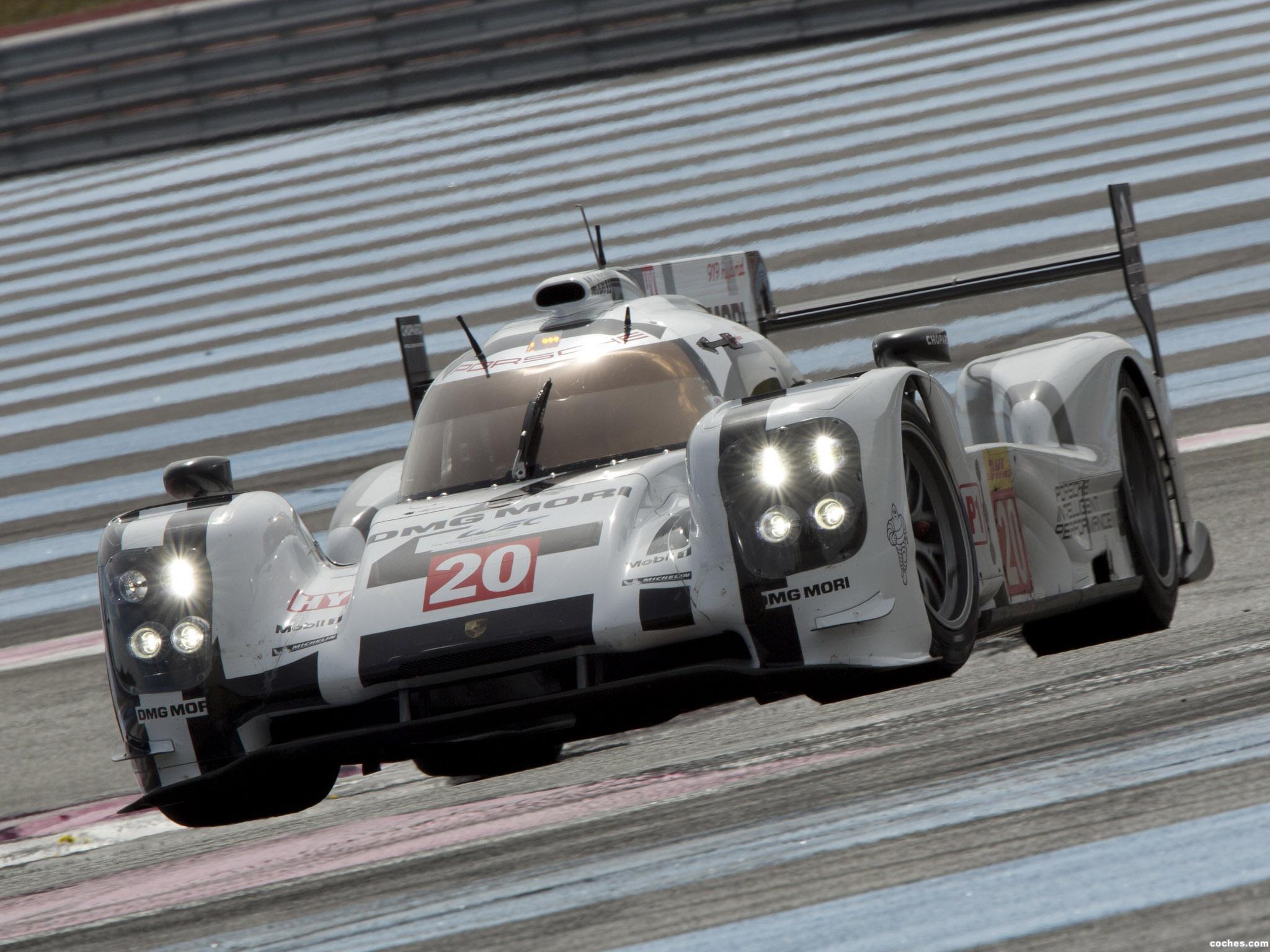 Foto 24 de Porsche 919 Hybrid 2014