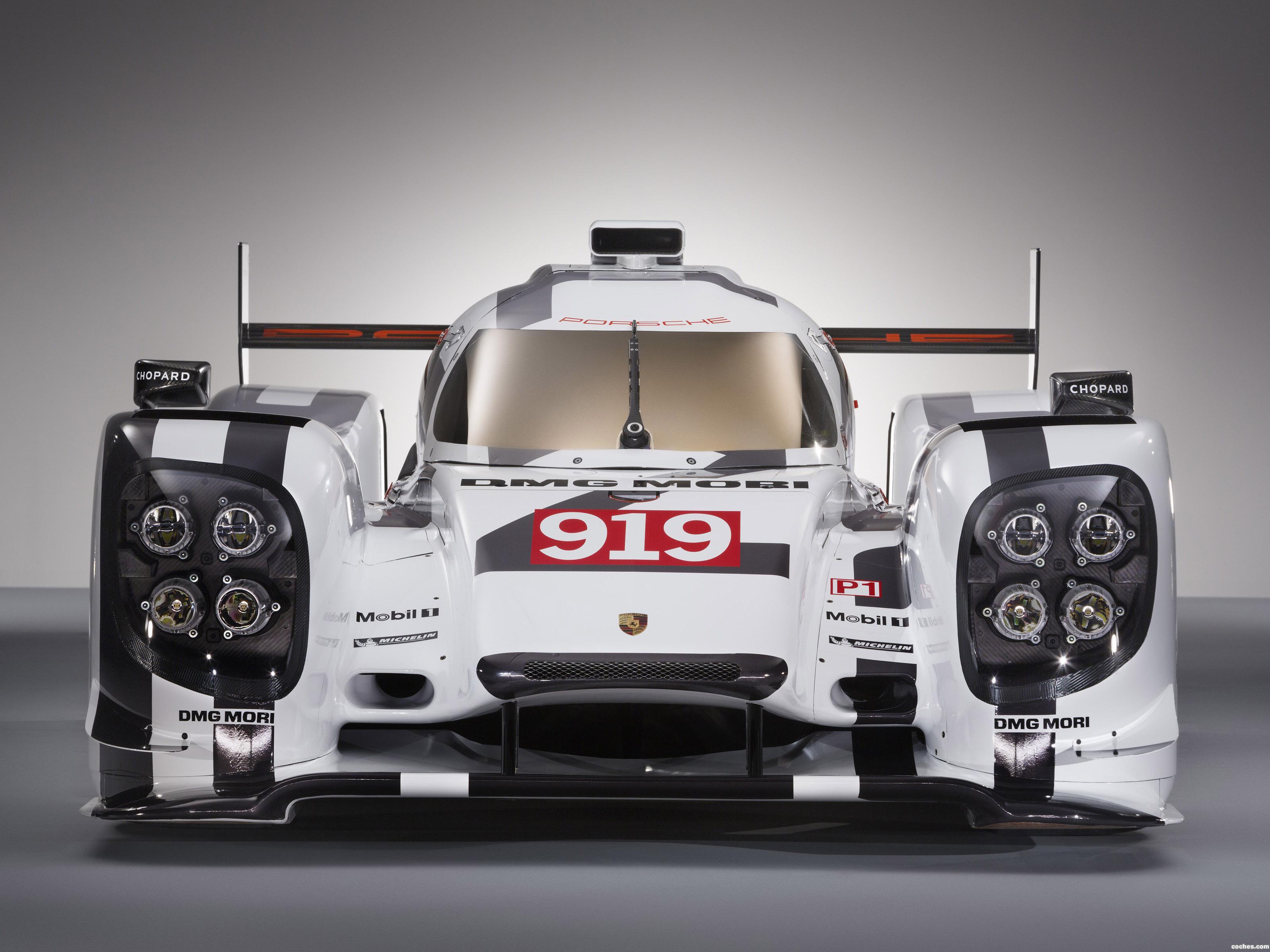 Foto 30 de Porsche 919 Hybrid 2014