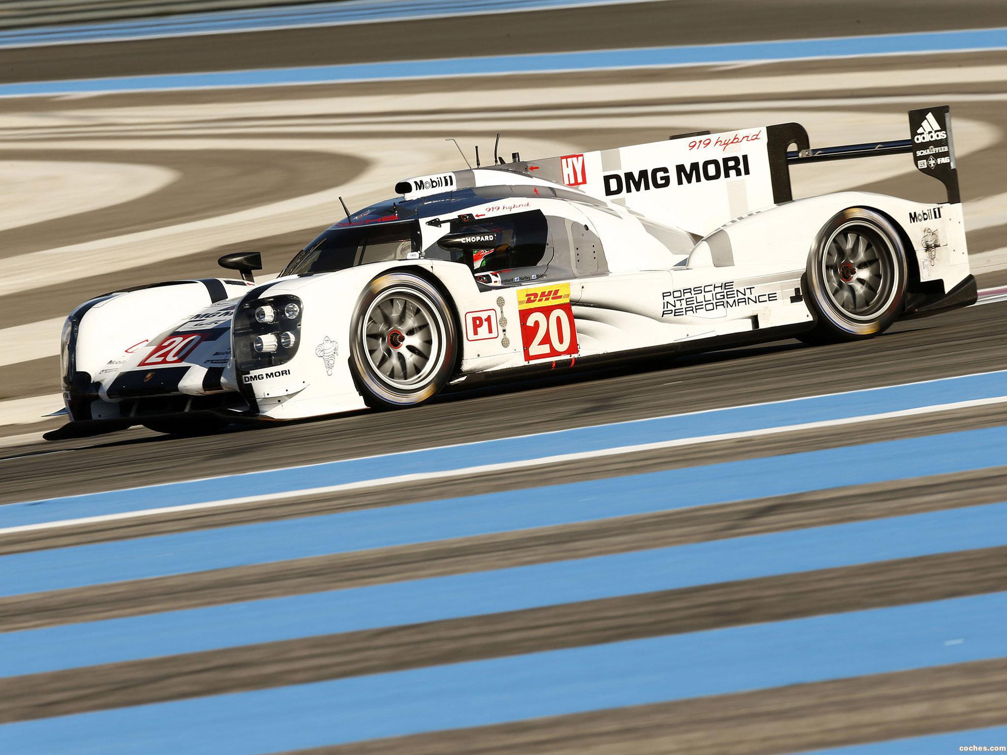 Foto 29 de Porsche 919 Hybrid 2014
