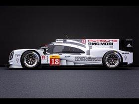 Ver foto 8 de Porsche 919 Hybrid 2015