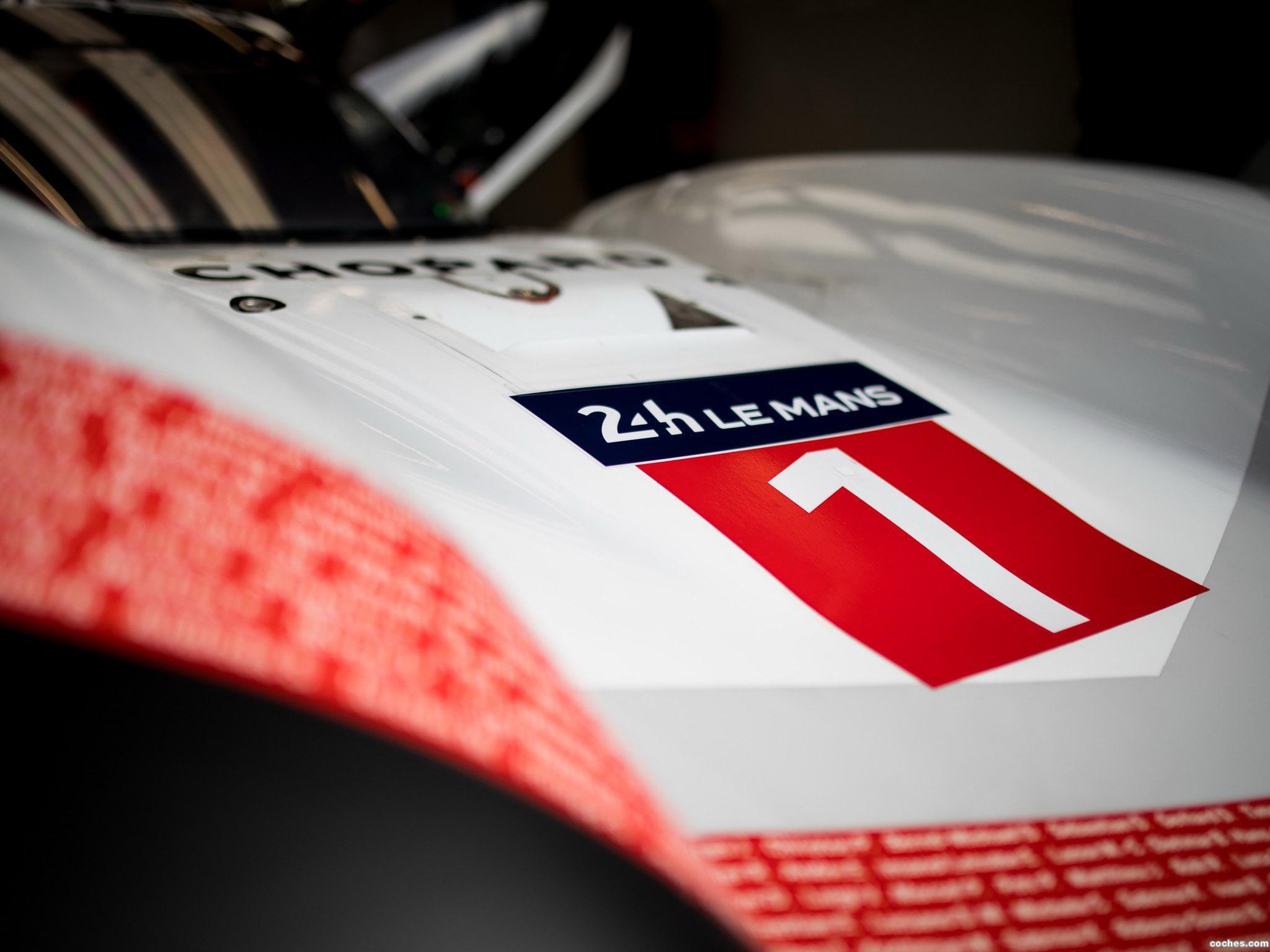Foto 14 de Porsche 919 Hybrid EVO 2018