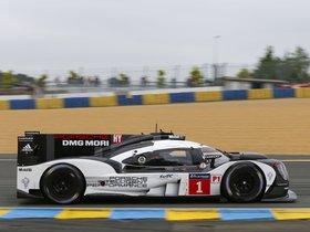Ver foto 2 de Porsche 919 Hybrid Le Mans Race Car 2016