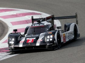 Fotos de Porsche 919 Hybrid WEC Race Car 2016