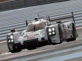 Ver foto 9 de Porsche 919 Hybrid 2014
