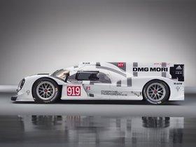 Ver foto 3 de Porsche 919 Hybrid 2014